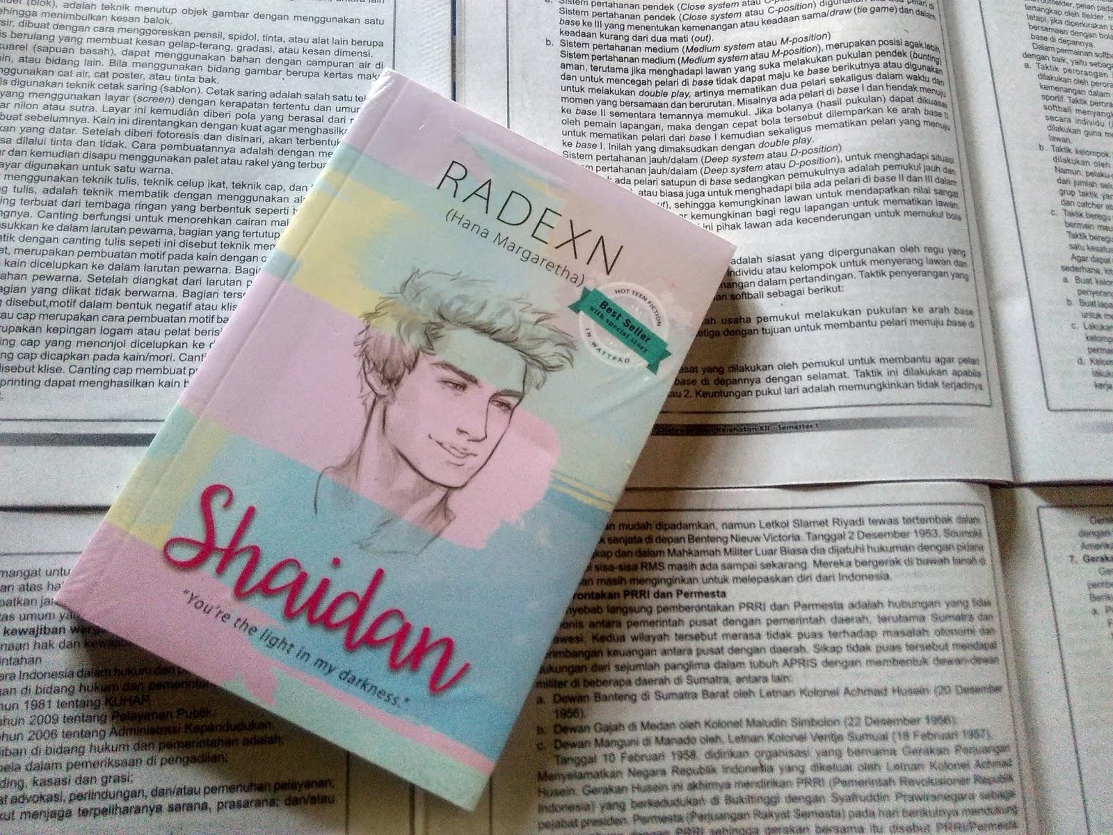 Review Buku Shaidan by Radexn