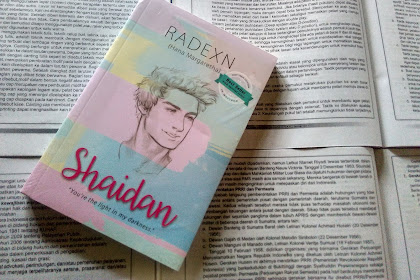Review Buku Shaidan by Radexn