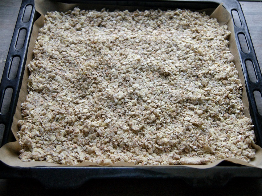 Granola gryczano-jaglana