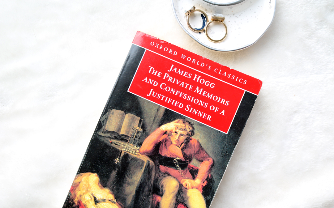 The Private Memoirs Of A Justified Sinner by James Hogg