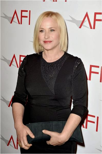 Patricia Arquette photographed wearing Isharya