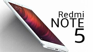 Redmi Note 5 Spacifications