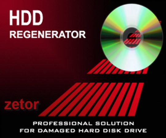 HDD Regenerator 1.71 Serial Key Free Download