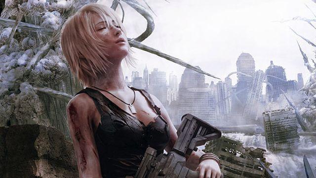 Parasite Eve Game PlayStation1