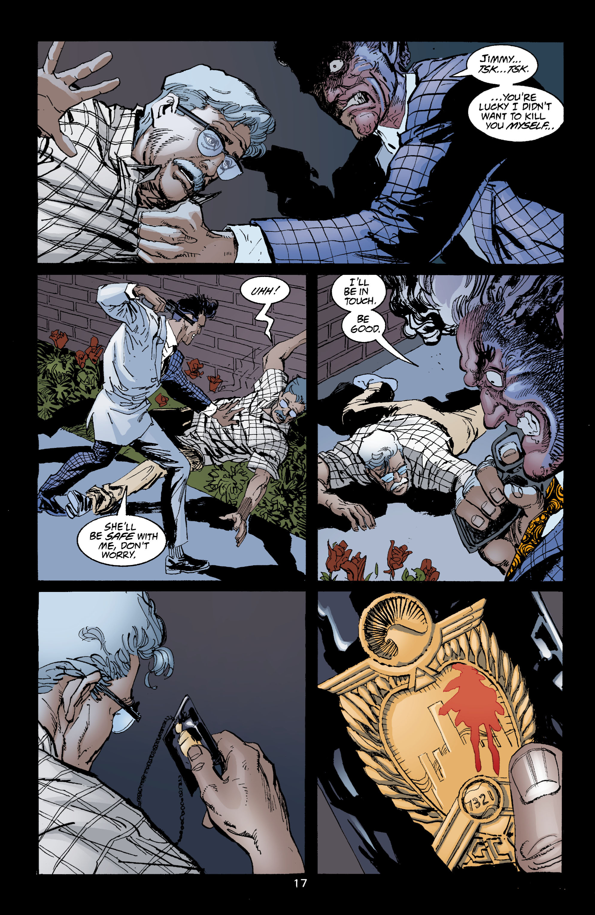 Detective Comics (1937) 735 Page 16