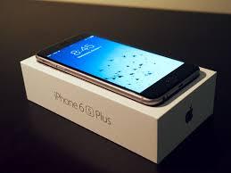 Apple's iPhone 6S Plus Review, iPhone 6s plus sale