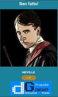 Soluzione Quiz Harry Potter livello 7