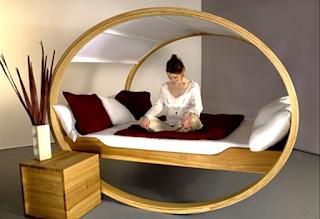 5 Tempat Tidur Minimalis Yang Terunik Di Dunia