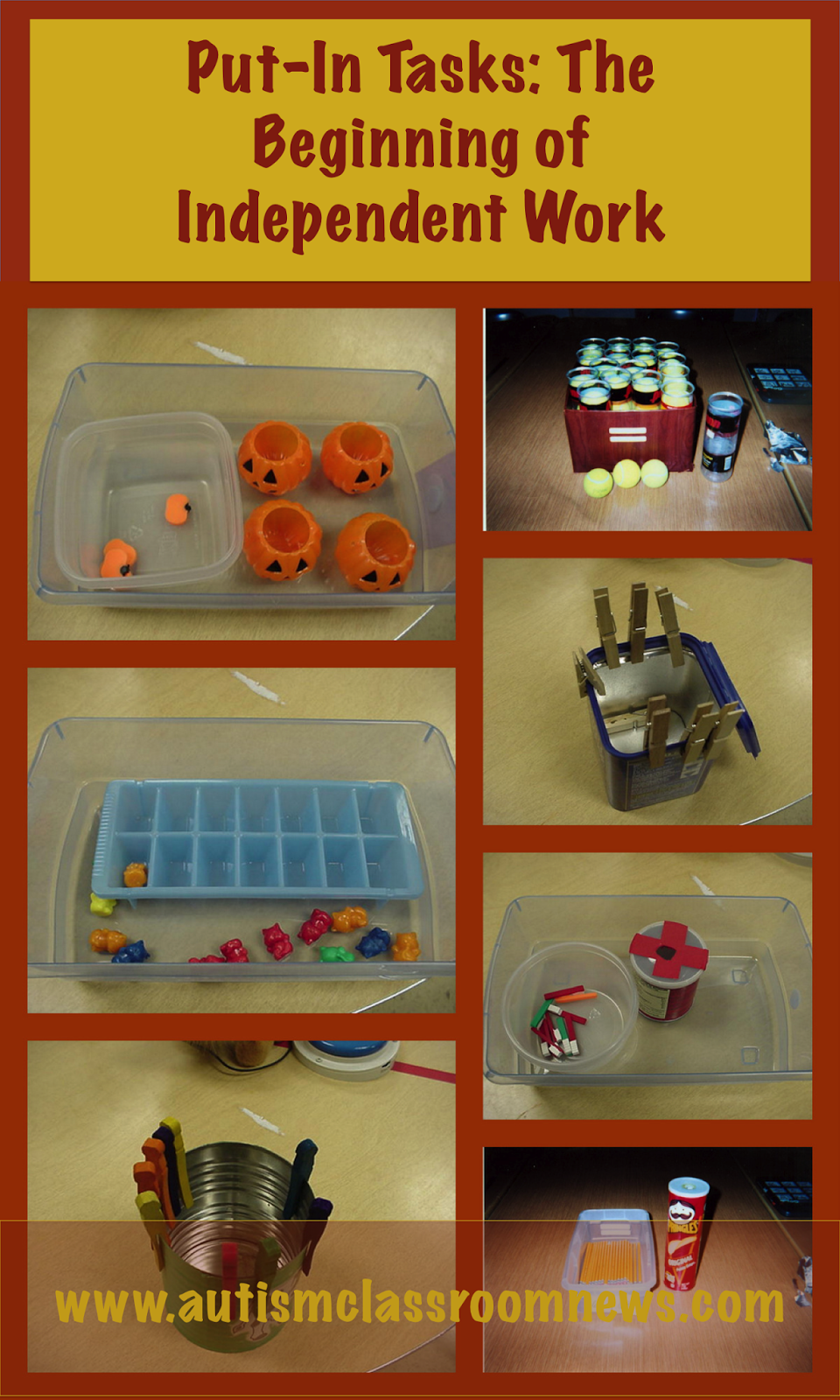 put in tasks the beginning of independent work systems autism i was observing a little guy in preschool who had just entered school the other day he was still working on basic skills like following directions and had