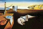La persistencia de la memoria o Los relojes blandos, obra surrealista de Salvador Dalí