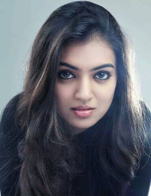 Nazriya Nazim fb profile photo