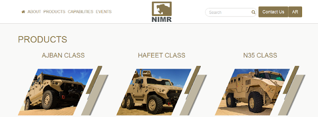 established manufacturer of security and military vehicles