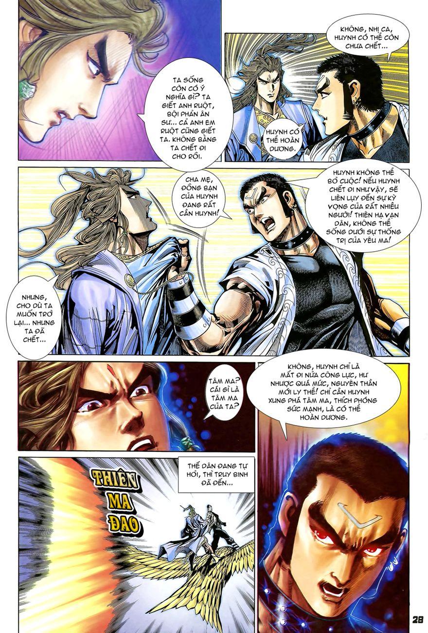 Đại Đường Uy Long chapter 80 trang 29