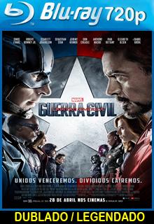 Capitão América Guerra Civil – Dublado