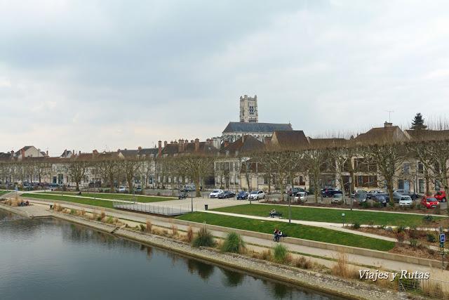 Iglesia de Saint Pierre, Auxerre, Francia