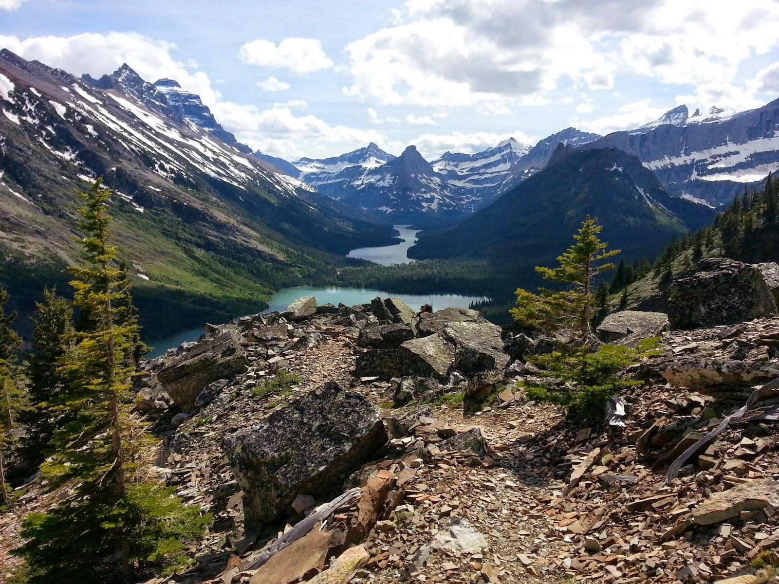 A week in Glacier National Park | adenoutside