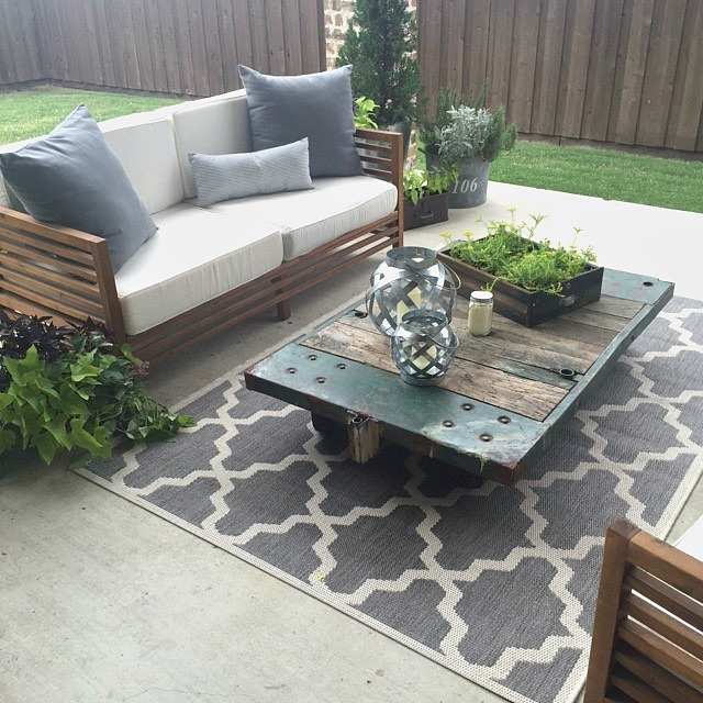 We Love Our Outdoor Patio Furniture From World Market And Right Now You Can  Snag It For 25% Off!