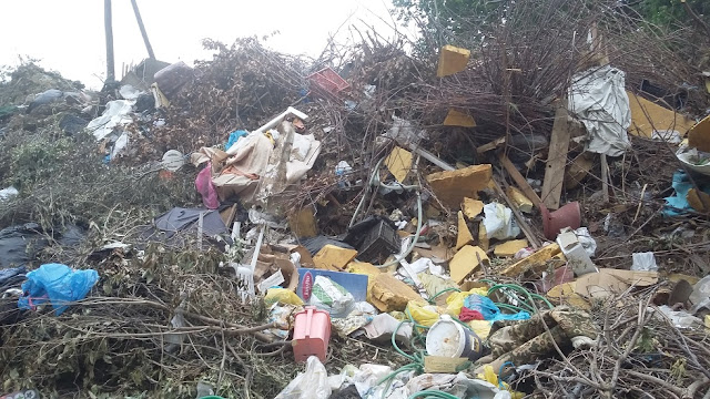 Αποτέλεσμα εικόνας για σκουπιδια πολυδροσοσ φωκιδασ