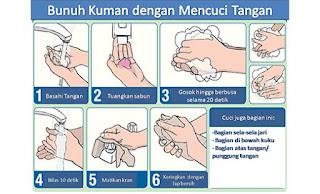 Cuci Tangan dulu Sebelum Pegang Bayi