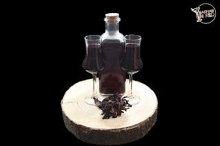 licor casero de flor de jamaica barmaninred