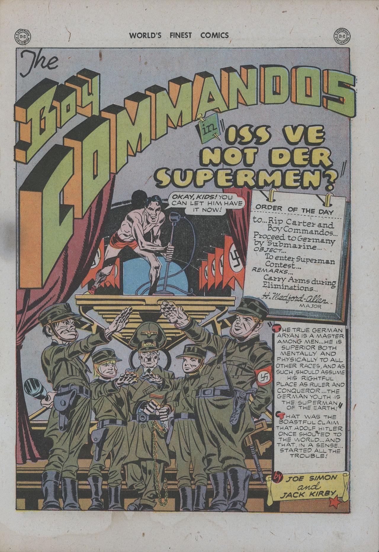 Read online World's Finest Comics comic -  Issue #15 - 50
