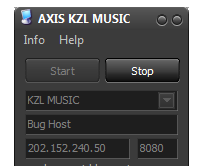 Upload Inject Axis KZL Music Untuk Ssh 14 Juni 2016 Work