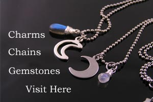 Charm, Chain and Gemstone Gallery