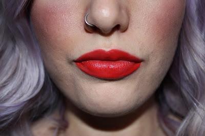 Buxom Wildly Whipped Lightweight Liquid Lipstick in Flaunter