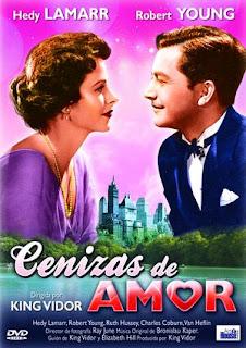 Cenizas de amor | 1941 | H.M. Pulham, Esq. | Cover