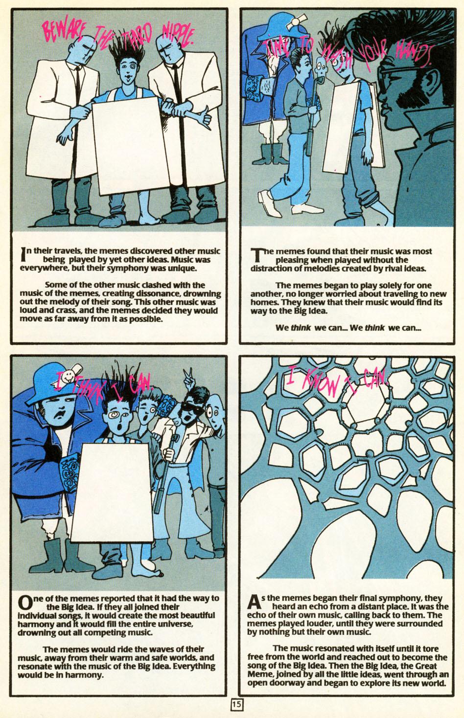 Read online Animal Man (1988) comic -  Issue #86 - 15