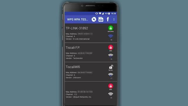 أقوى تطبيق لاختراق الوايفاي Wps Wpa Tester النسخة المدفوعة مجانا