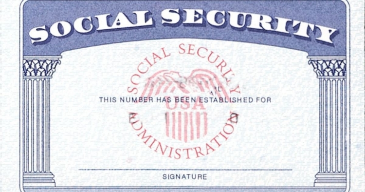 how to get a new social security card number