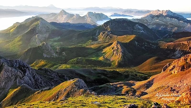 Pico del Mediodía. Mampodres
