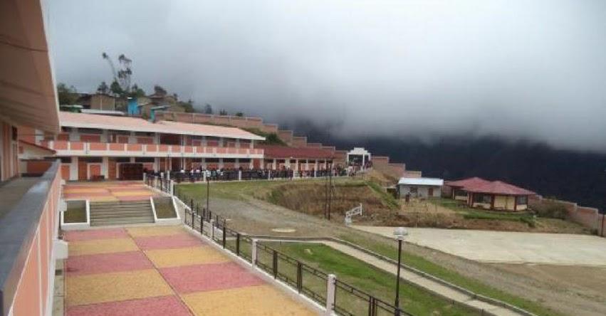 PRONIED: En Huánuco finalizan obras de cuatro colegios que beneficiarán a 348 alumnos - www.pronied.gob.pe
