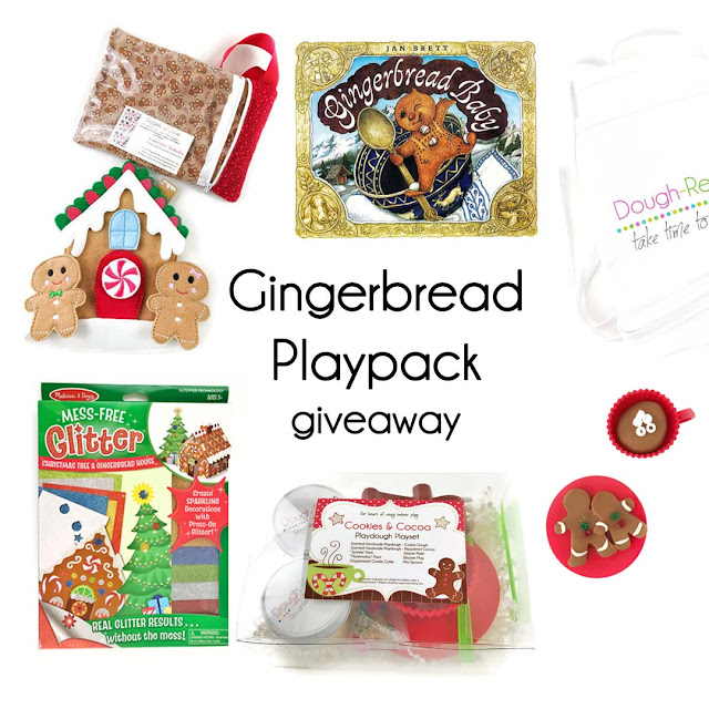 Gingerbread Playpack Giveaway