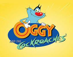 ver Oggy y las cucarachas online