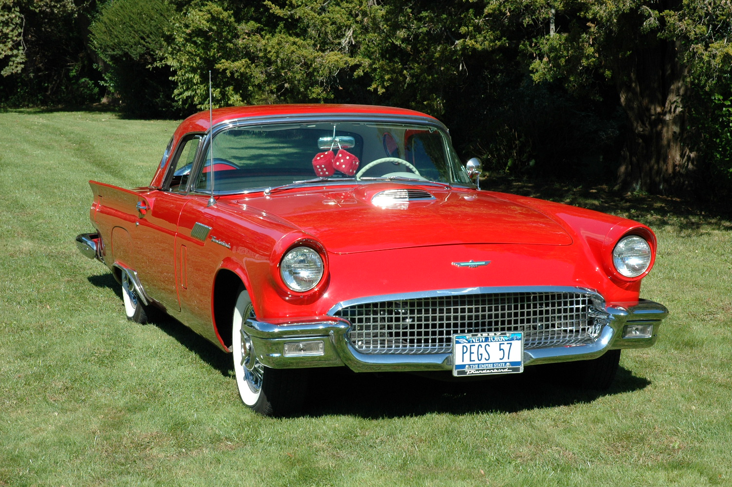 Ford Fusion Hybrid For Sale >> Ford Cars: Ford Thunderbird 1957