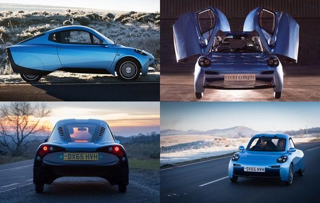 RASA - mobil dengan bahna bakar hidrogen