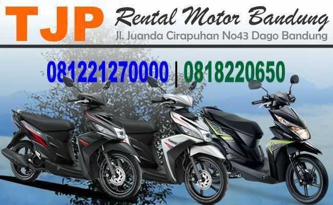 Sewa Rental motor dekat Hotel Gumilang Sari