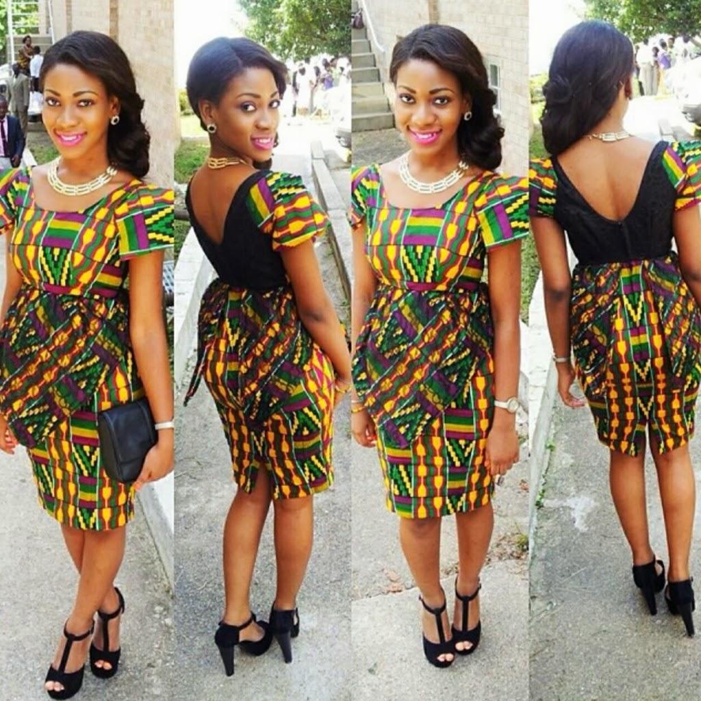 Ankara African Dress Styles For Women