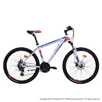 26 Inch Element Police Ottawa Mountain Bike