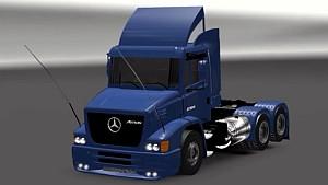 Mercedes 1620 Atron truck mod
