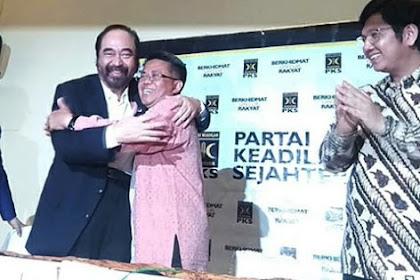 Drama Politik Rangkul-Tampar