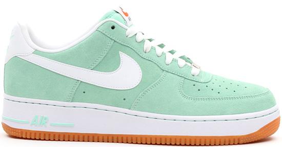 Nike Air Force 1 Low Arctic Green White Gum Le Site de la