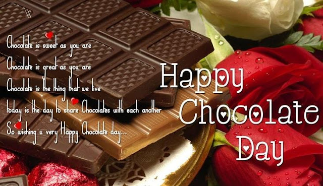 Happy Chocolate Day Shayari in Hindi for Boyfriend