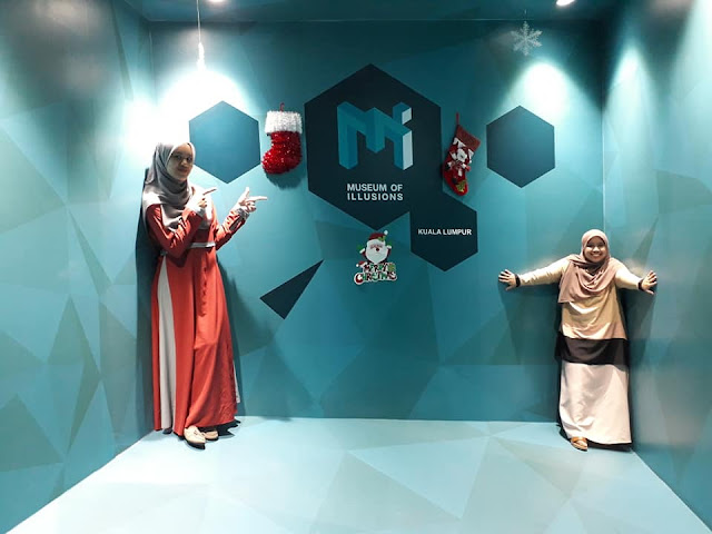 Museum Of Illusions di Bukit Bintang