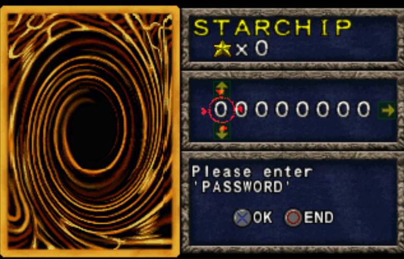 Check value of starchip, for example is 0 (zero)