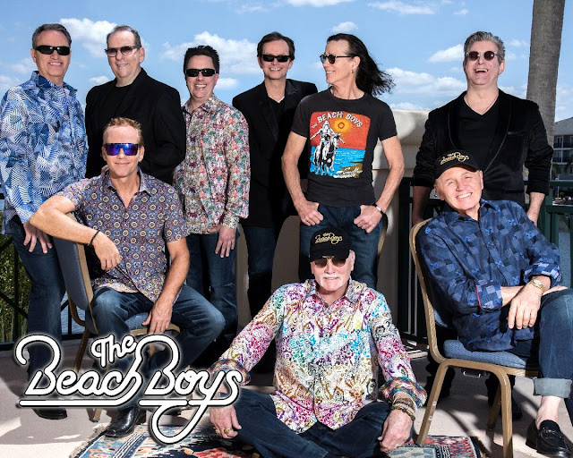 The Beach Boys coming to Cornbury Music Festival