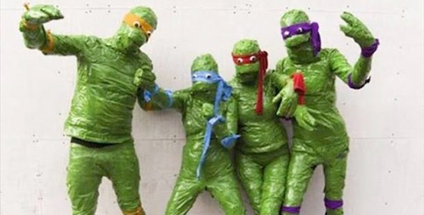 10 Kostum Halloween Terburuk yang Pernah Ada