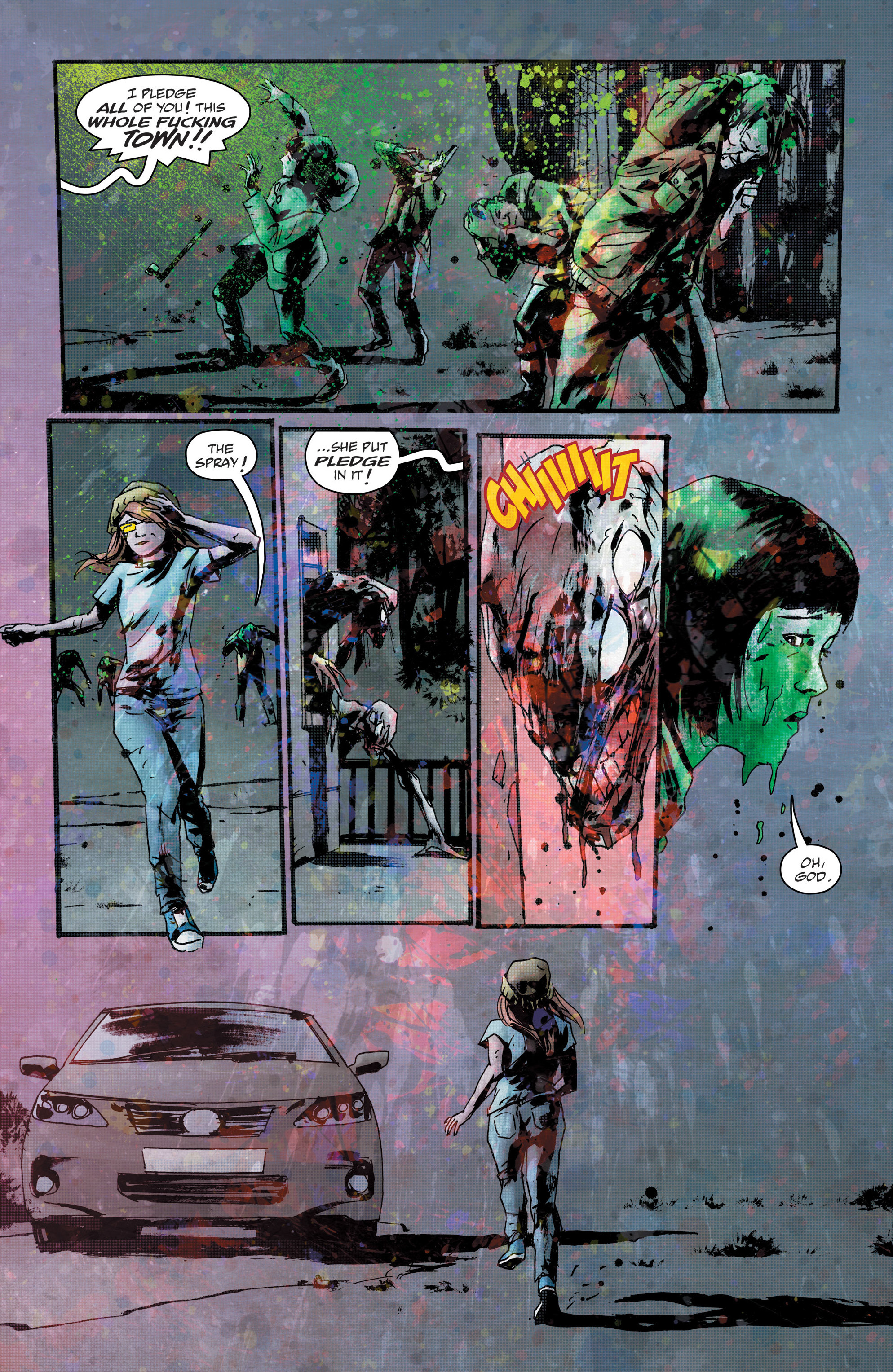 Read online Wytches comic -  Issue #6 - 30